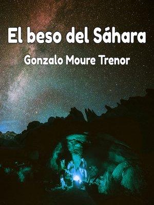 cover image of El beso del Sáhara