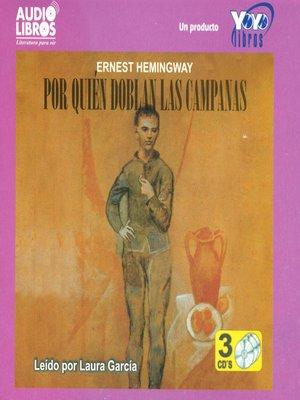 cover image of Por Quien Doblan las Campanas
