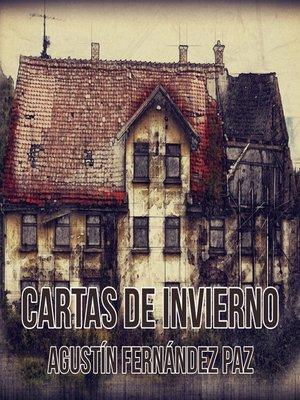 cover image of Cartas de invierno