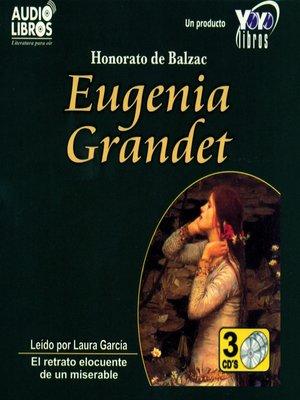 cover image of Eugenia Grandet