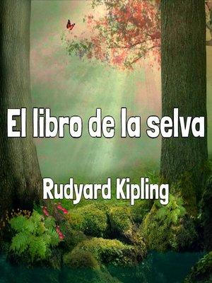cover image of El libro de la selva