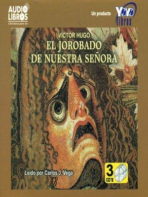 cover image of El Jorobado de Nuestra Señora