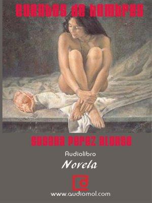 cover image of Cuentos de hombres