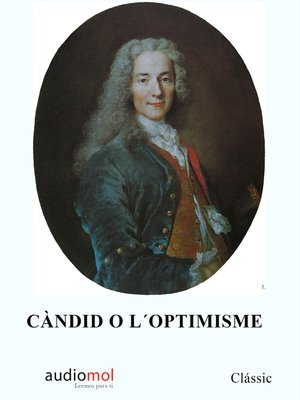 cover image of Càndid o l'optimisme