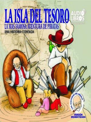 cover image of Cuentos del Abuelo la Isla del Tesoro