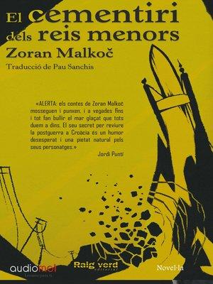 cover image of El cementiri dels reis menors