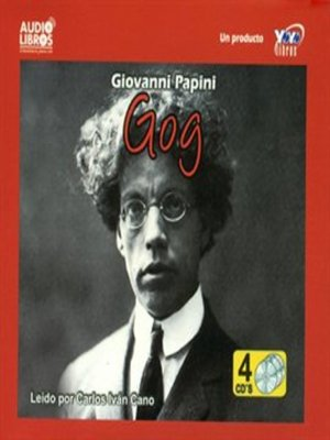 cover image of Gog