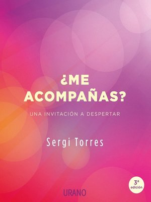 cover image of ¿Me acompañas?