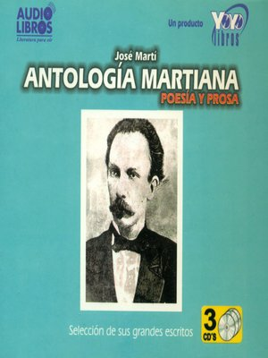 cover image of Antologia Martiana