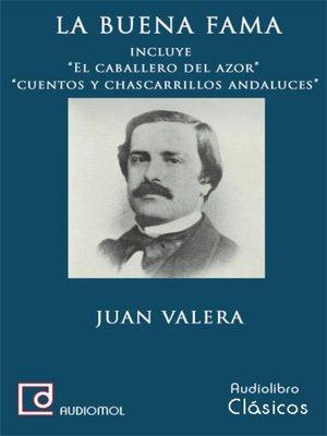 cover image of La buena fama