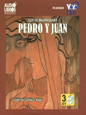 cover image of Pedro y Juan