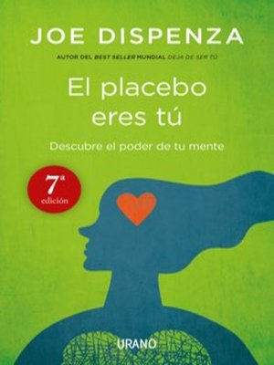 cover image of El placebo eres tú