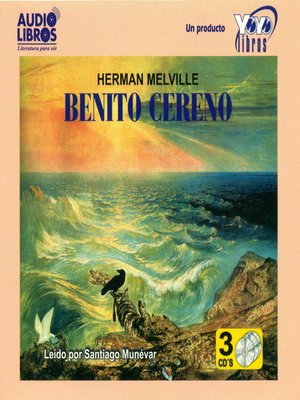 cover image of Benito Cereno