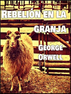 cover image of Rebelión en la granja