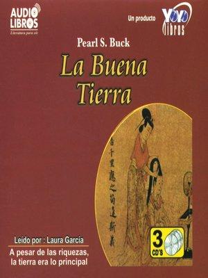 cover image of La Buena Tierra
