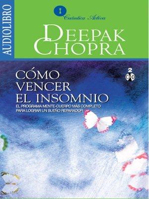 cover image of Cómo Vencer el Insomnio