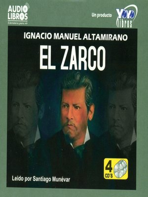 cover image of El Zarco