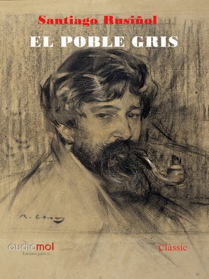 cover image of El poble gris
