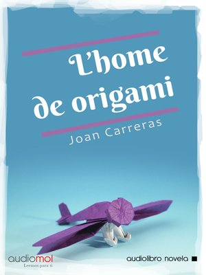 cover image of L'home d'origami