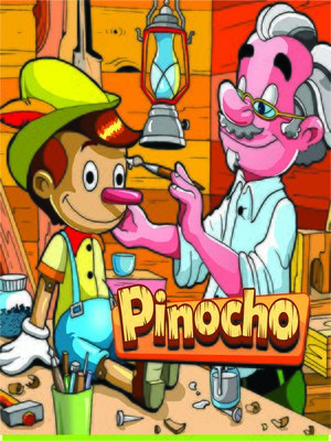 cover image of Pinocho