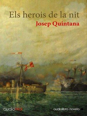 cover image of Els herois de la nit