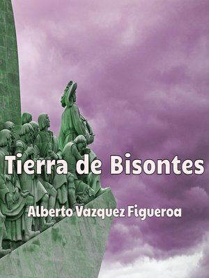 cover image of Tierra de Bisontes