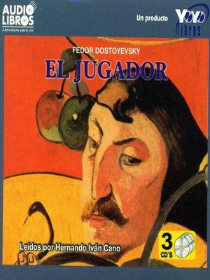 cover image of El Jugador