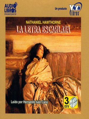 cover image of La Letra Escarlata