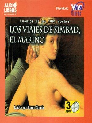 cover image of Los Viajes de Simbad el Marino