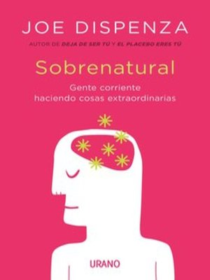 cover image of Sobrenatural