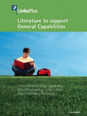 cover image of Literature to support general capabilities