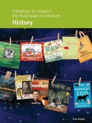 cover image of Literature to support the Australian Curriculum: History