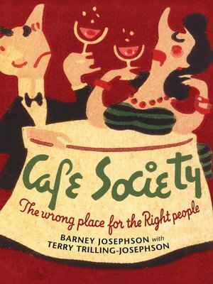 cover image of Cafe Society