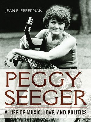 cover image of Peggy Seeger