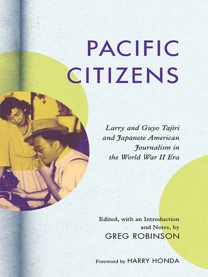 cover image of Pacific Citizens