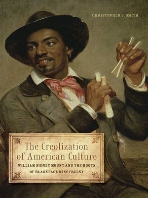cover image of The Creolization of American Culture