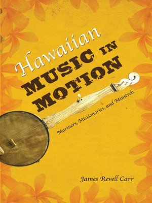 cover image of Hawaiian Music in Motion