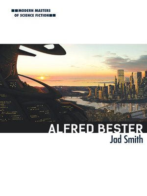 cover image of Alfred Bester