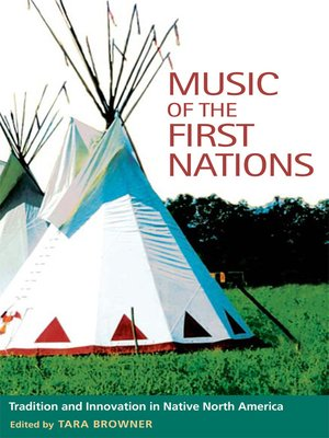 cover image of Music of the First Nations