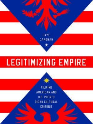 cover image of Legitimizing Empire