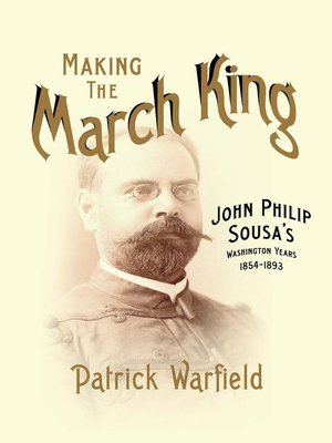 cover image of Making the March King