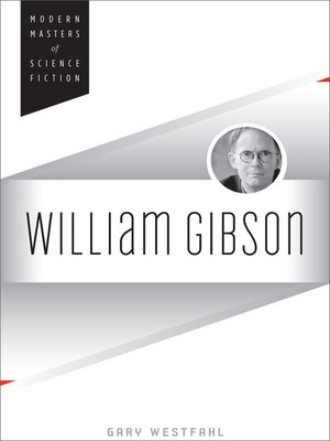 cover image of William Gibson