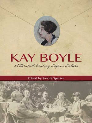 cover image of Kay Boyle