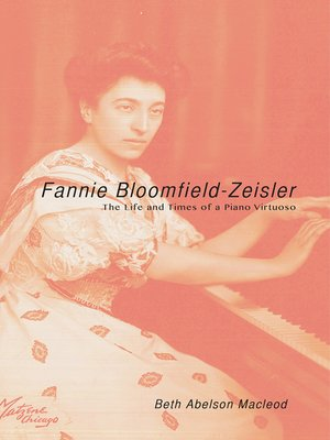 cover image of Fannie Bloomfield-Zeisler