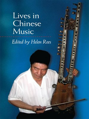 cover image of Lives in Chinese Music