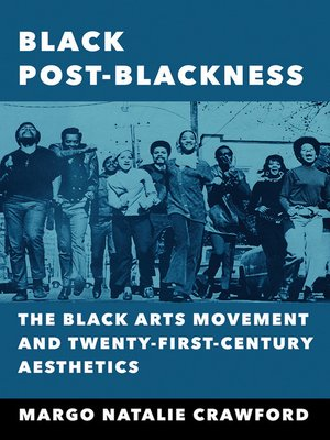 cover image of Black Post-Blackness
