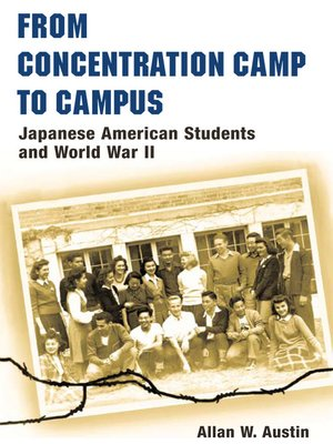 cover image of From Concentration Camp to Campus