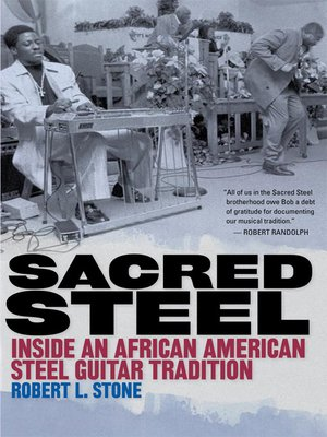 cover image of Sacred Steel