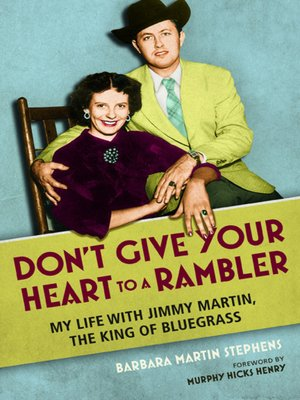 cover image of Don't Give Your Heart to a Rambler