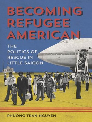 cover image of Becoming Refugee American